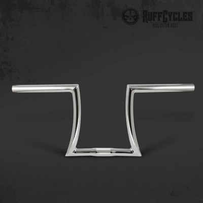 RUFF Cycles Ron Bar Medium, Chrome