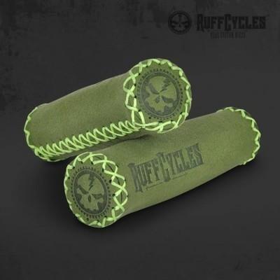 RUFF Cycles Grips Green