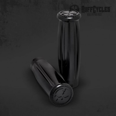 RUFF Cycles Grips Alloy Black