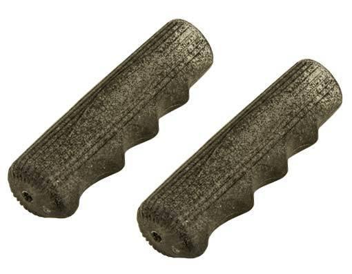 Grips; Rubber, Sparkle Black