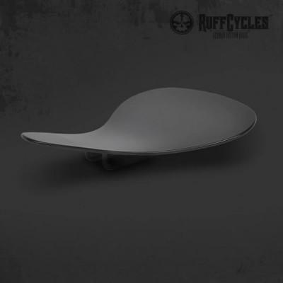 RUFF Cycles Seat Pan Blank Black
