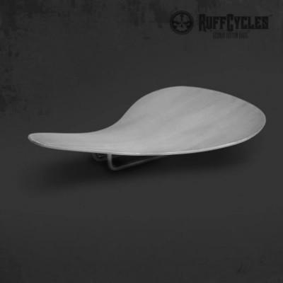 RUFF Cycles Seat Pan Blank Raw