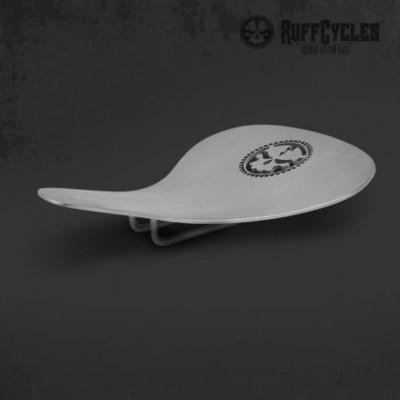 RUFF Cycles Seat Pan Skully Raw