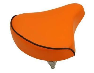 Beach Cruiser Saddle, Orange