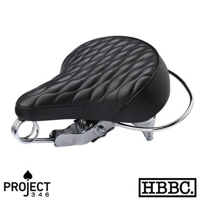 Project 346 Diamond Seat - Black