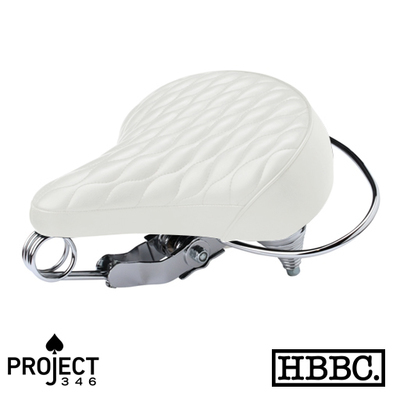 Project 346 Diamond Seat - White