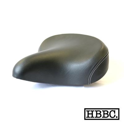 HBBC Classic Cruiser Seat Black