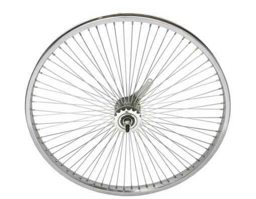 Wheels; 24