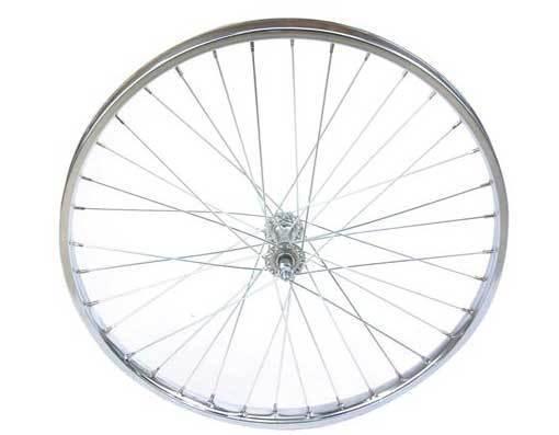 Wheels; 26 x 1.75