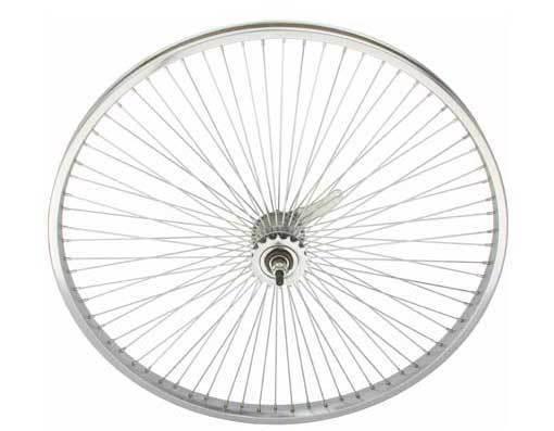 Wheels; 26
