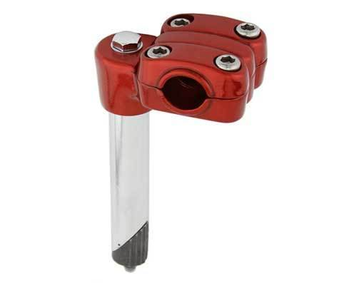 Stem; 21.1mm Alloy, Red