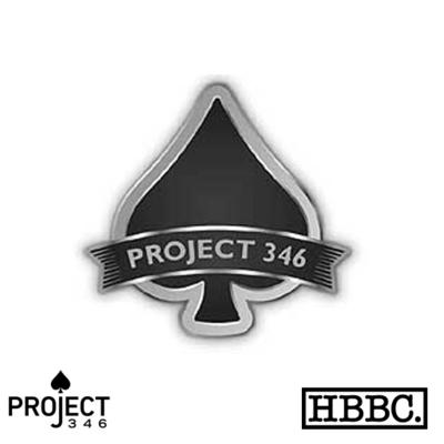 Project 346 Headbadge
