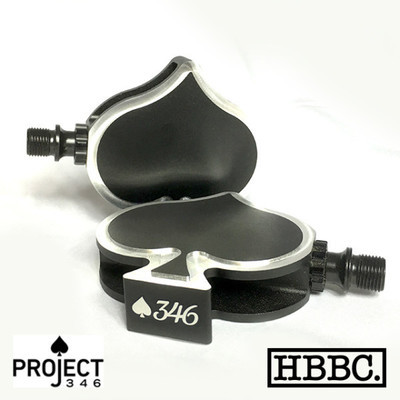 Pedals; Project 346 Spade Pedals