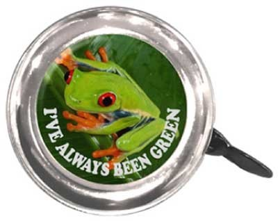 Bells; Lever-Action, Swell Bell Green Frog