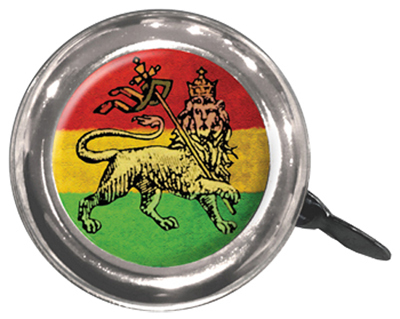 Bells; Lever-Action, Swell Bell Rasta Lion