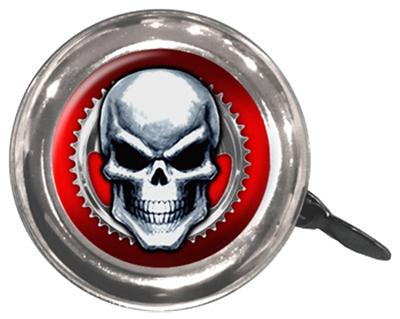 Bells; Lever-Action, Swell Bell Skull
