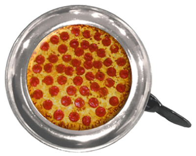 Bells; Lever-Action, Swell Bell Pizza