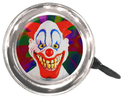 Bells; Lever-Action, Swell Bell Scary Clown