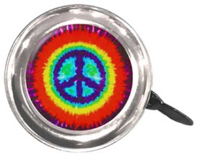 Bells; Lever-Action, Swell Bell Tye-Dye Peace Sign
