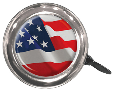 Bells; Lever-Action, Swell Bell USA Flag