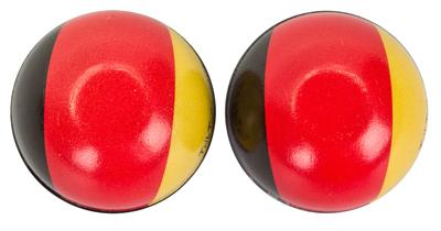 Valve Stem Caps; Trik Topz Germany Flag