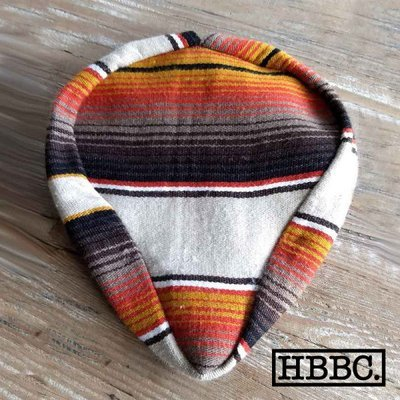 Seat Covers; Authentic Mexican Blanket, Orange