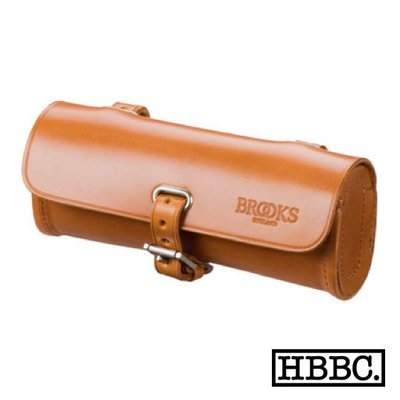 Brooks Challenge Tool Bag, Honey Brown