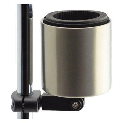 Cupholders; Kroozie CupHolder 2.0 Deluxe - Stainless Steel