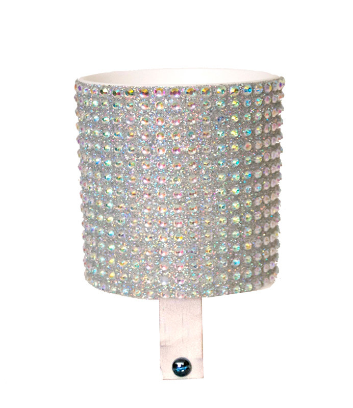 Cupholders; Cruiser Candy Bejazzled Cupholder, Rhinestone