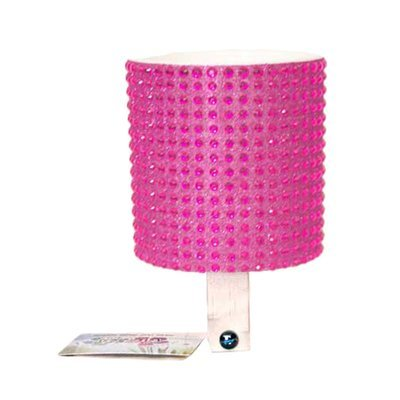 Cupholders; Cruiser Candy Bejazzled Cupholder, Hot Pink