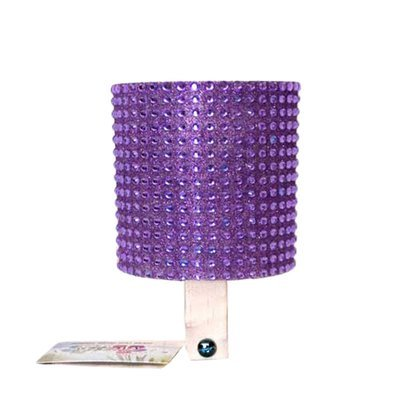 Cupholders; Cruiser Candy Bejazzled Cupholder, Purple