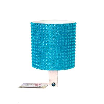 Cupholders; Cruiser Candy Bejazzled Cupholder, Blue
