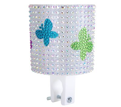 Cupholders; Cruiser Candy Bejazzled Cupholder, Butterflies