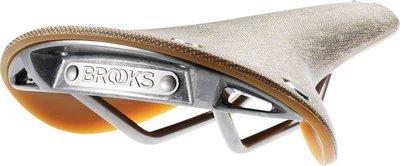 Brooks C17 Cambium Saddle, Natural