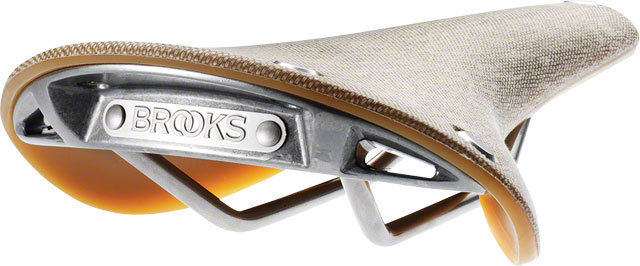 Brooks C17 Cambium Saddle, Natural