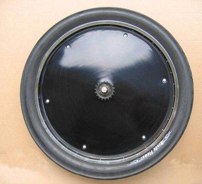 Wheel Parts; Wheel Discs, 26