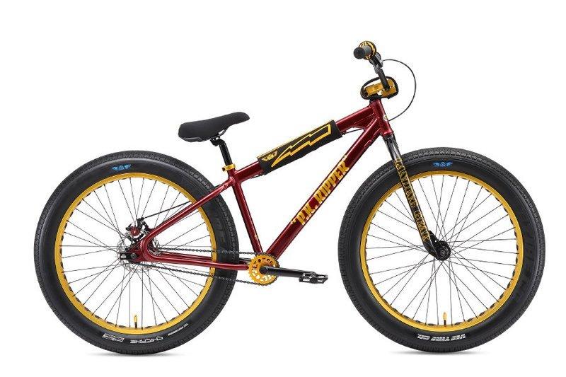 SE Bikes Retro Series; Fat Ripper 26
