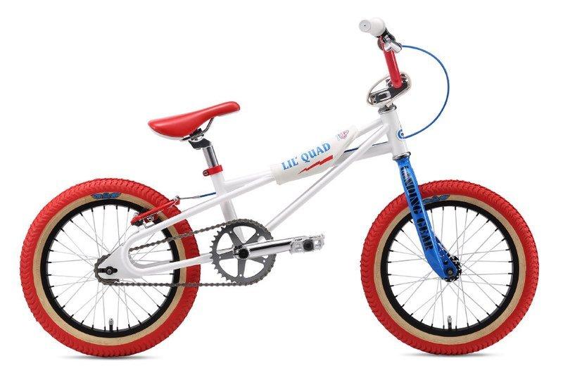 SE Bikes Retro Series; Lil Quad 16
