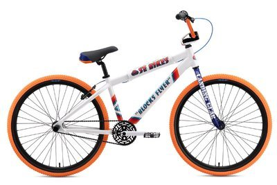 SE Bikes Rad Series; Blocks Flyer 26