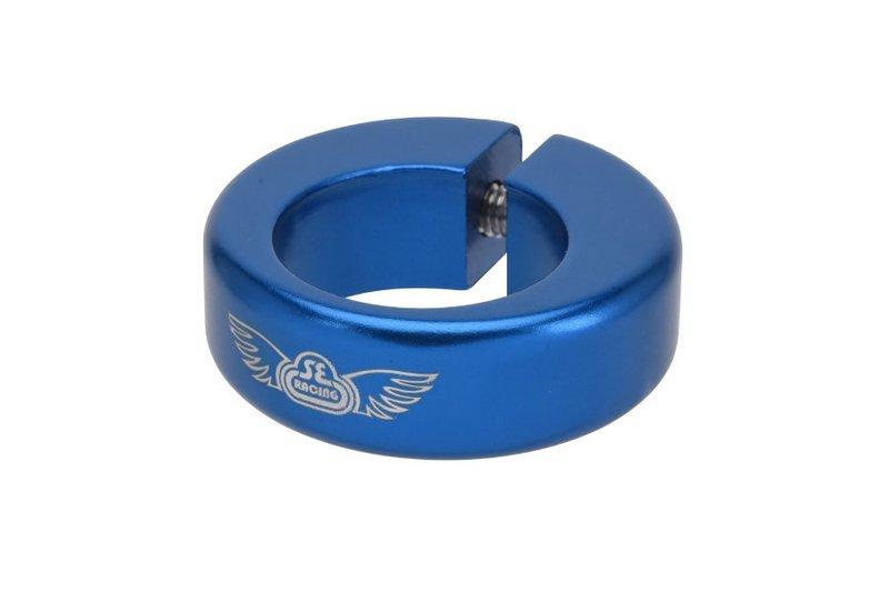 SE Bikes Seat Clamps ; Blue