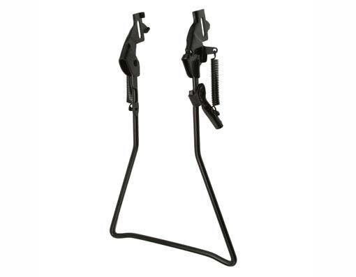 Kickstands; Traditional Kickstand w/ Lock and Springs, Black