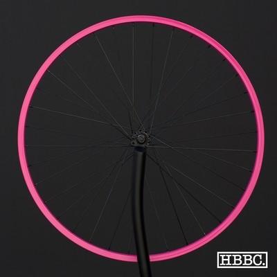 HBBC Single Speed Wheel Set, Pink