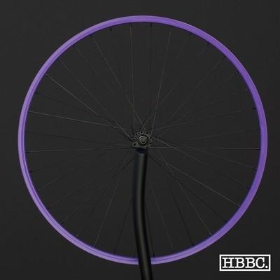 HBBC Three Speed Wheel Set, Purple