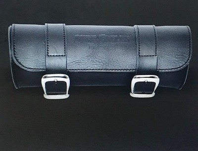 Accessories; RUFF Cycles Tool Bag Leather, Black
