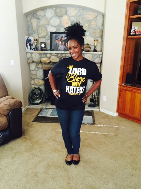 LORD BLESS MY HATERS T-Shirts
