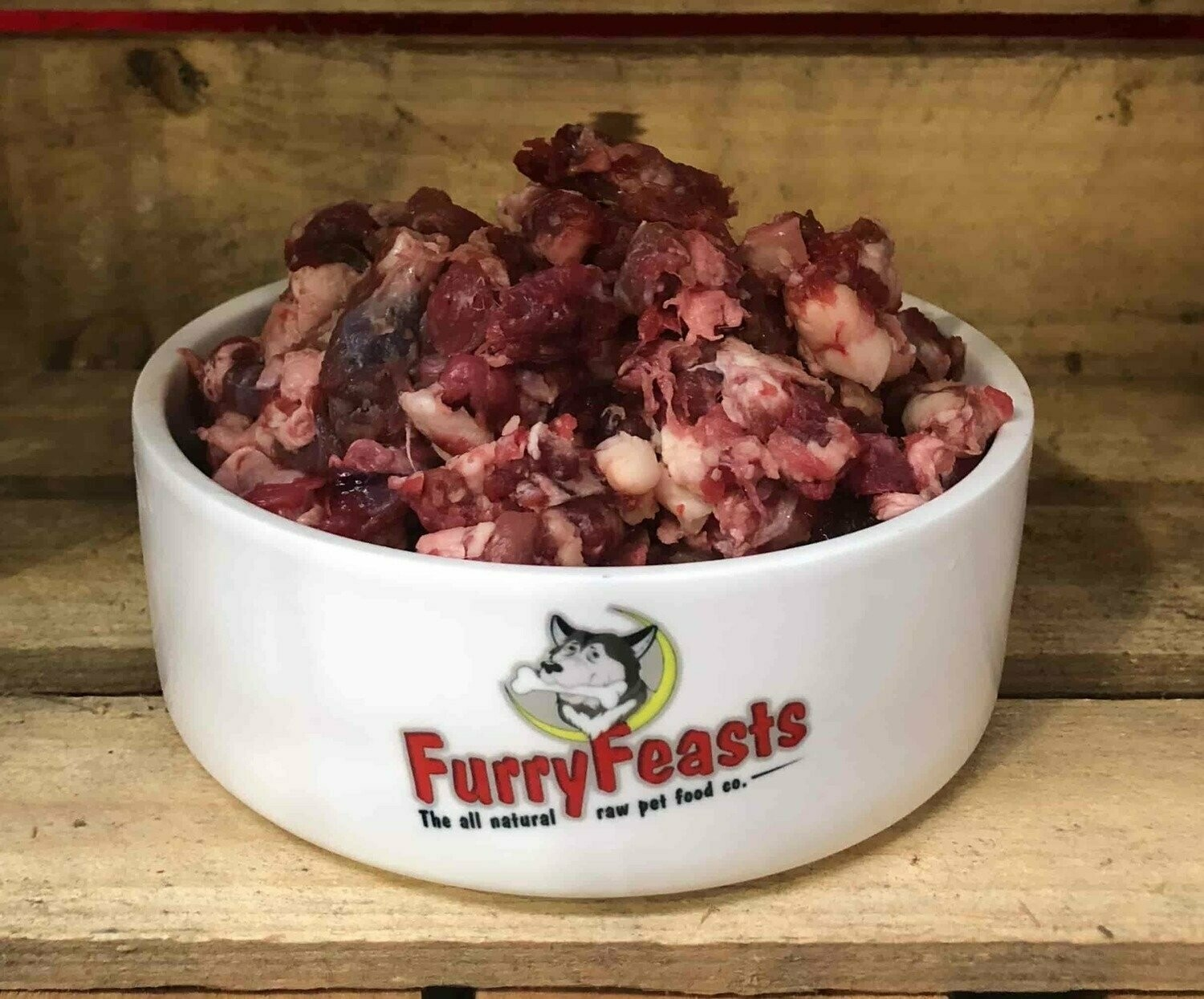 Furry Feasts Beef Complete (1kg)
