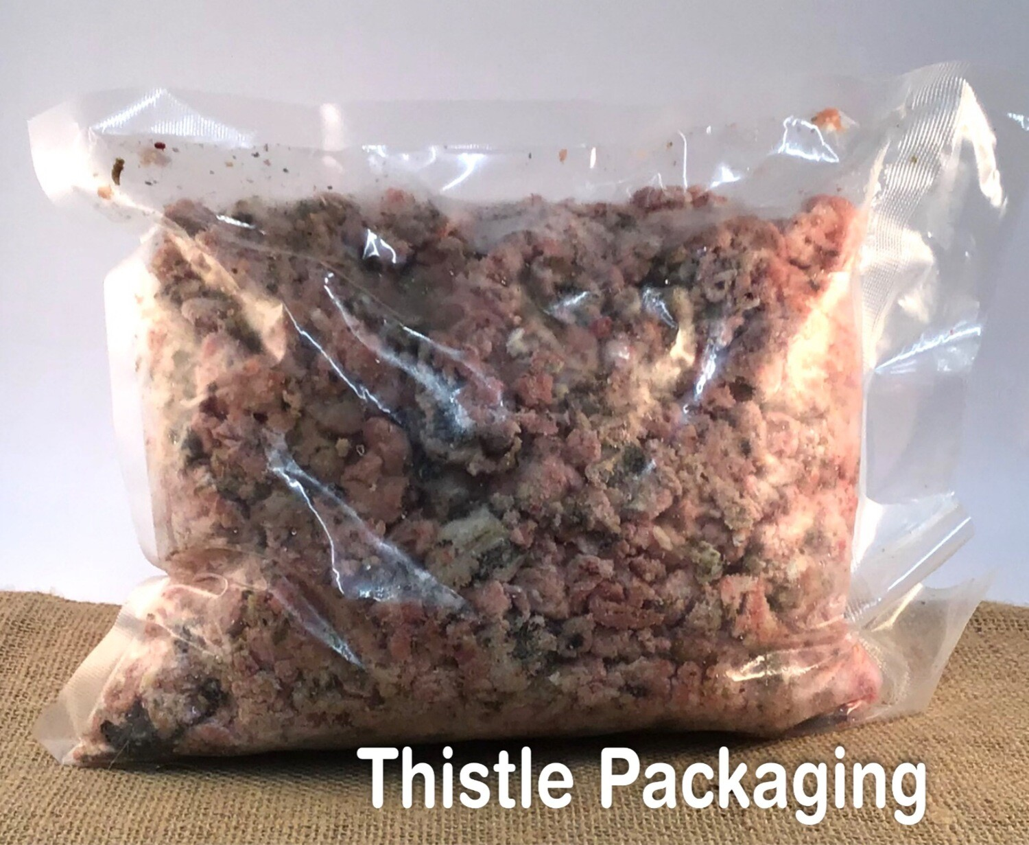 Thistle Raw Feeds Turkey & Beef