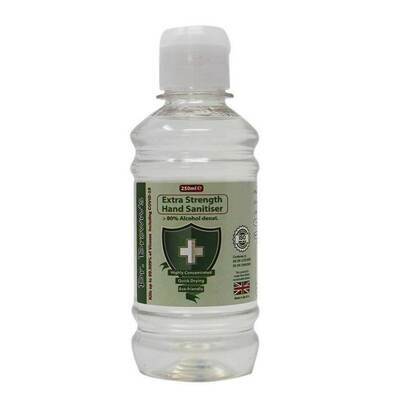 Dr. Brown's 80% Alcohol Hand Sanitizer (500ml)