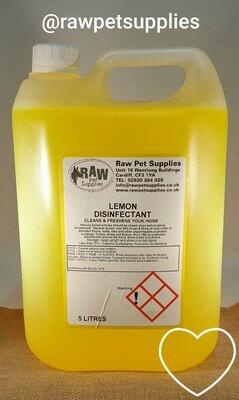 Kennel & Home Disinfectant LEMON