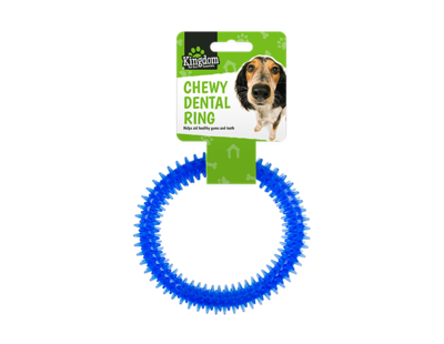 Dental Ring Chew Toy
